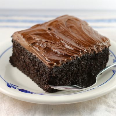 Rich and Easy Chocolate Cake Recipe
