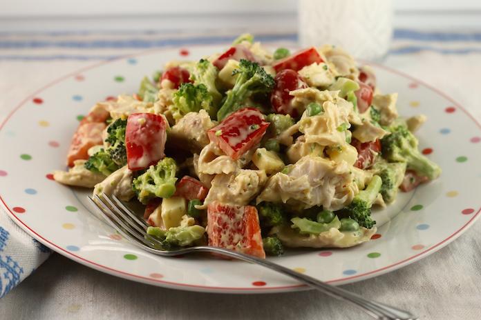 Chicken and Broccoli Salad
