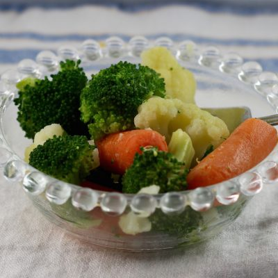 Buttery Vegetable Medley
