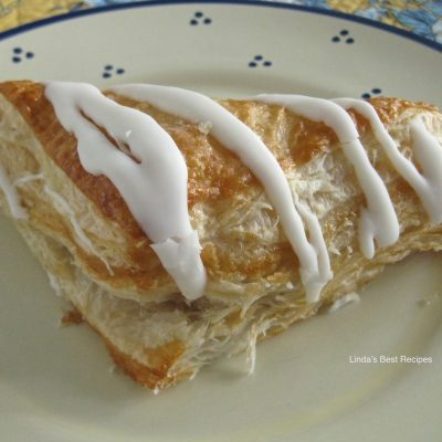 Apple Cranberry Turnovers