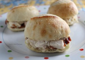 Chicken Bacon Sandwiches