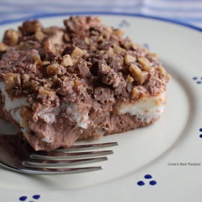Chocolate Angel Food Dessert Recipe