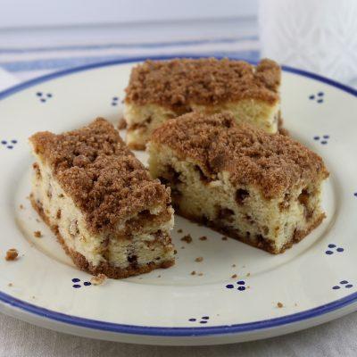 Quick Coffeecake Recipe