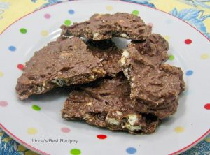 Delicious Cookie Bark