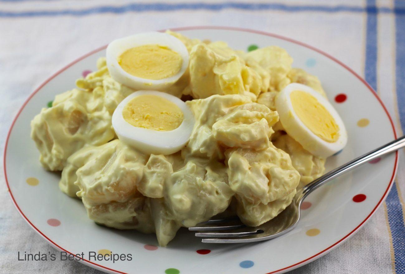 My Mom's Potato Salad
