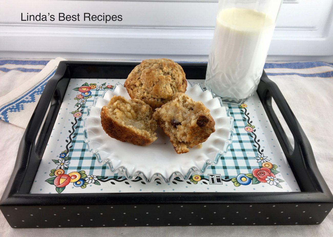 The Best Six Week Bran Muffins