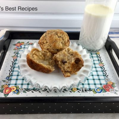 The Best Six Week Muffins