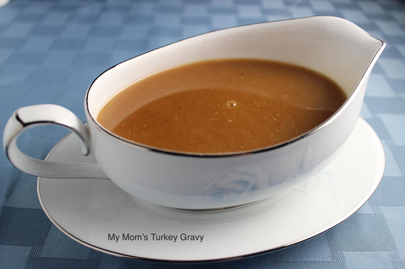 The Best Turkey Gravy