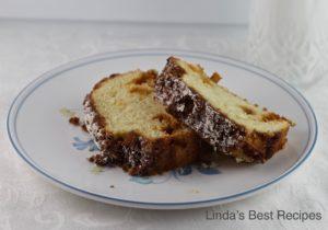 Loaf Cake with Streusel