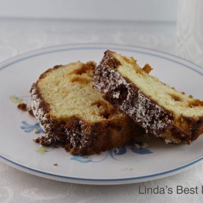 Crumb Cake Loaf