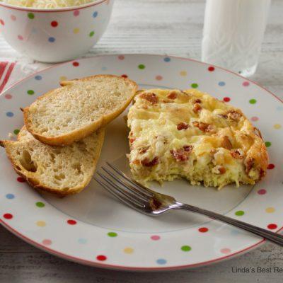 Baked Egg Frittata