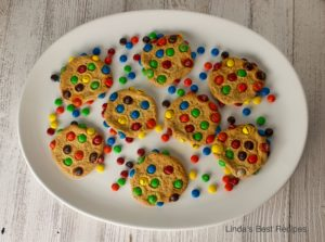 M and M Cookies