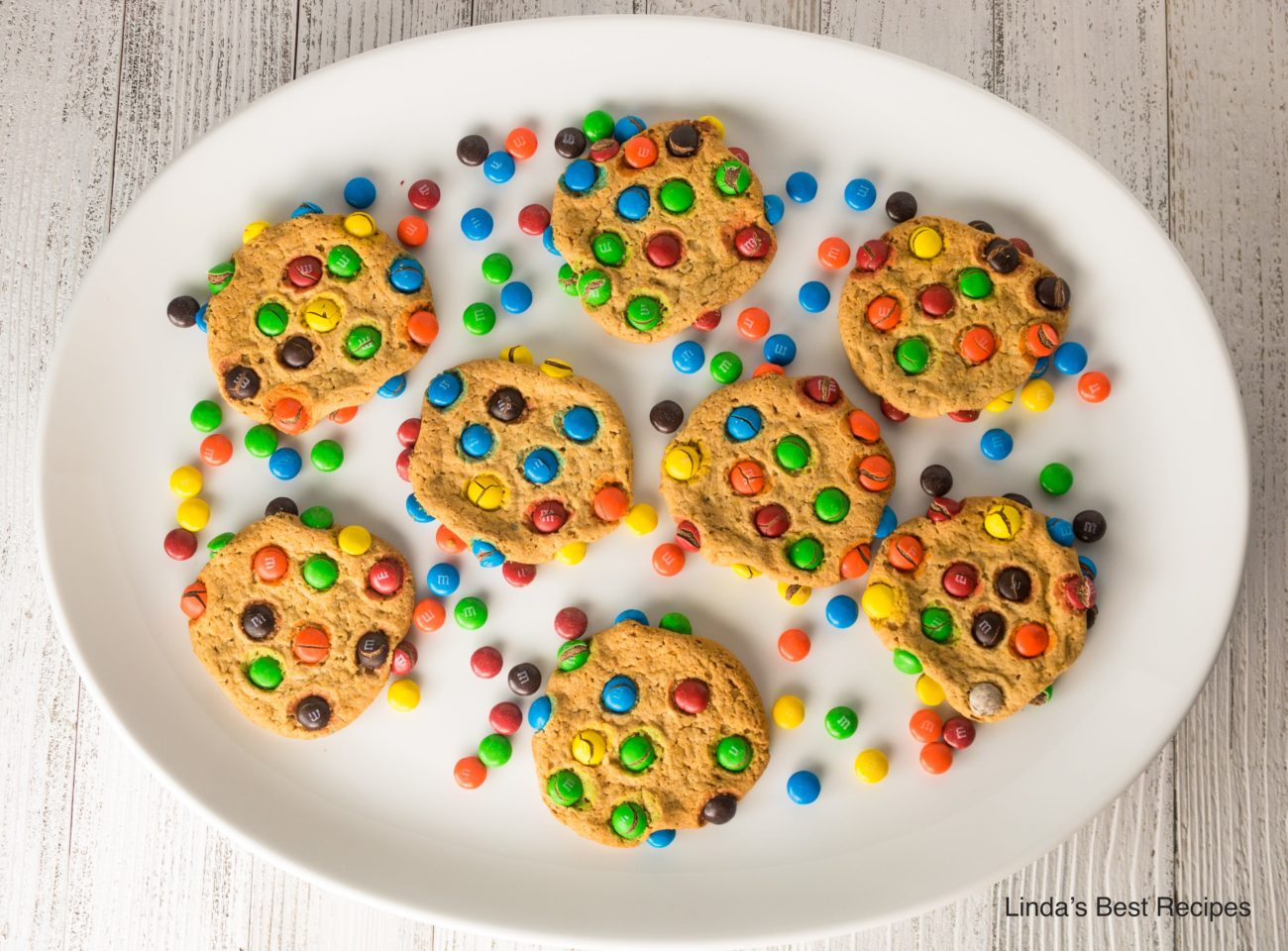 The Secret Ingredients to the Best M&M Cookies