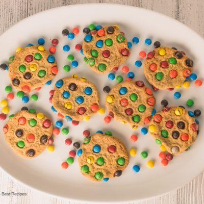 M&M Cookies 3