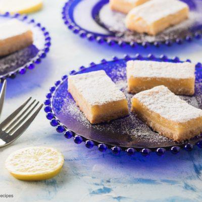Best Lemon Bar Cookies