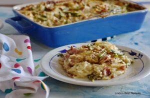 Ham and Scalloped Potatoes Bake