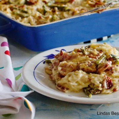 Ham and Scalloped Potatoes Final