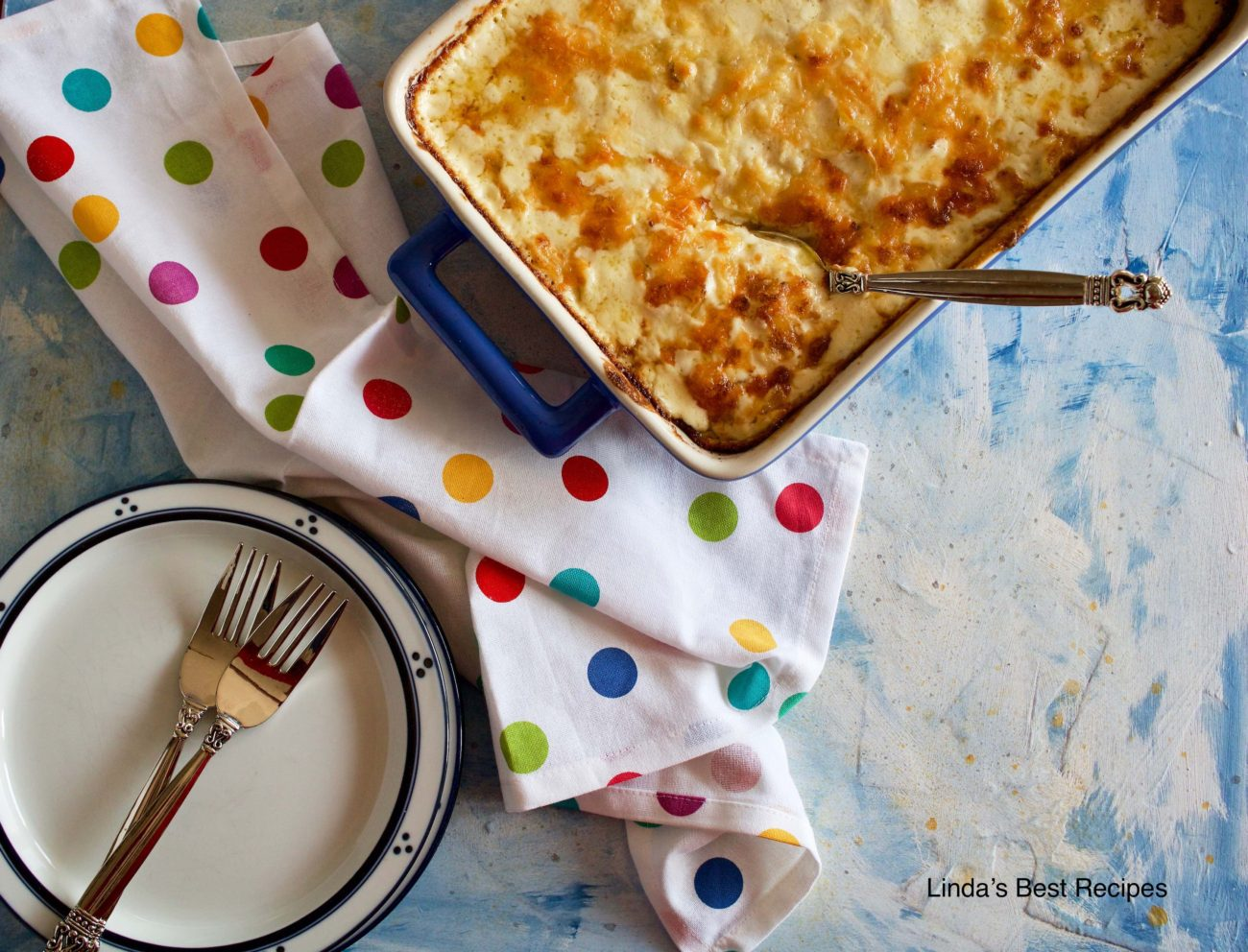 Scalloped Hash Brown Potatoes