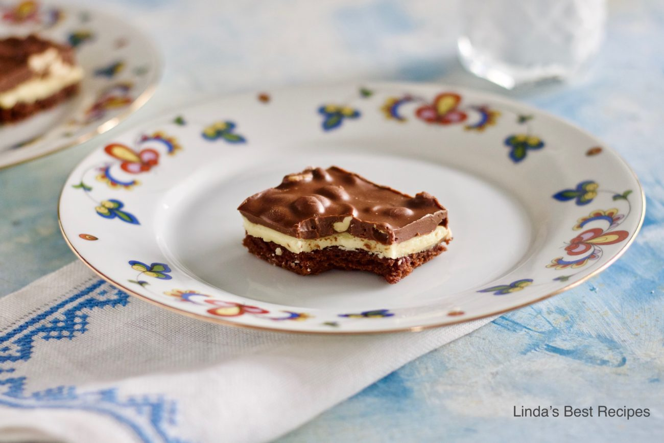 Nut Goodie Brownies