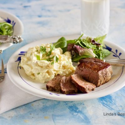 Steak and Potato Salad 2