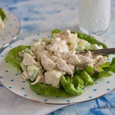 Simple Chicken Salad Recipe need it hi