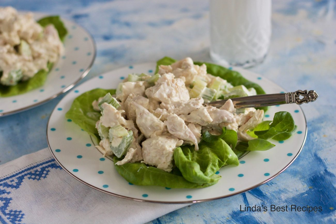 The Best Chicken Salad