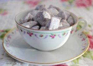 Chocolate Coated Chex Cereal
