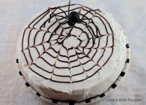 SpiderWeb Layer Cake