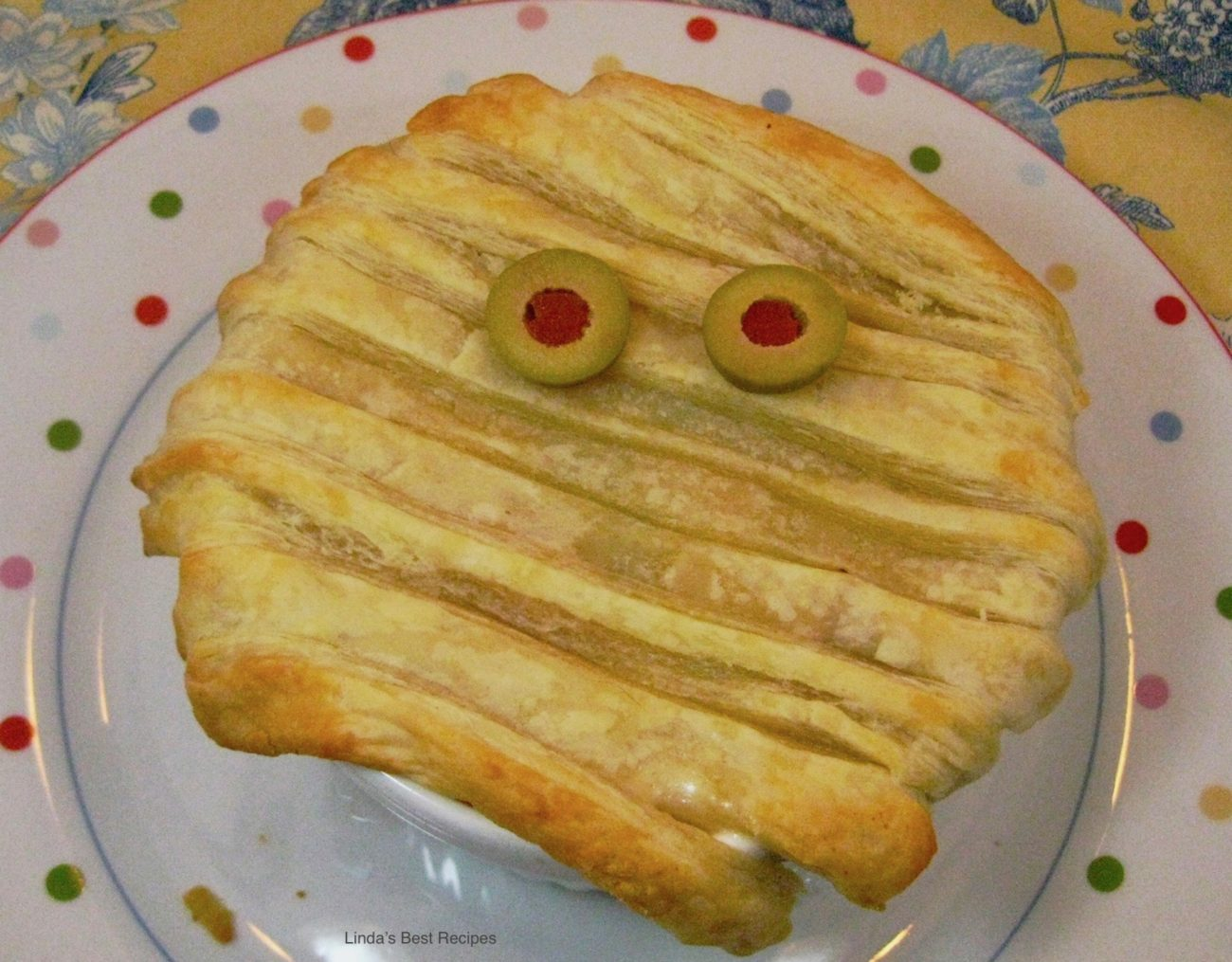 Mummy Pot Pie