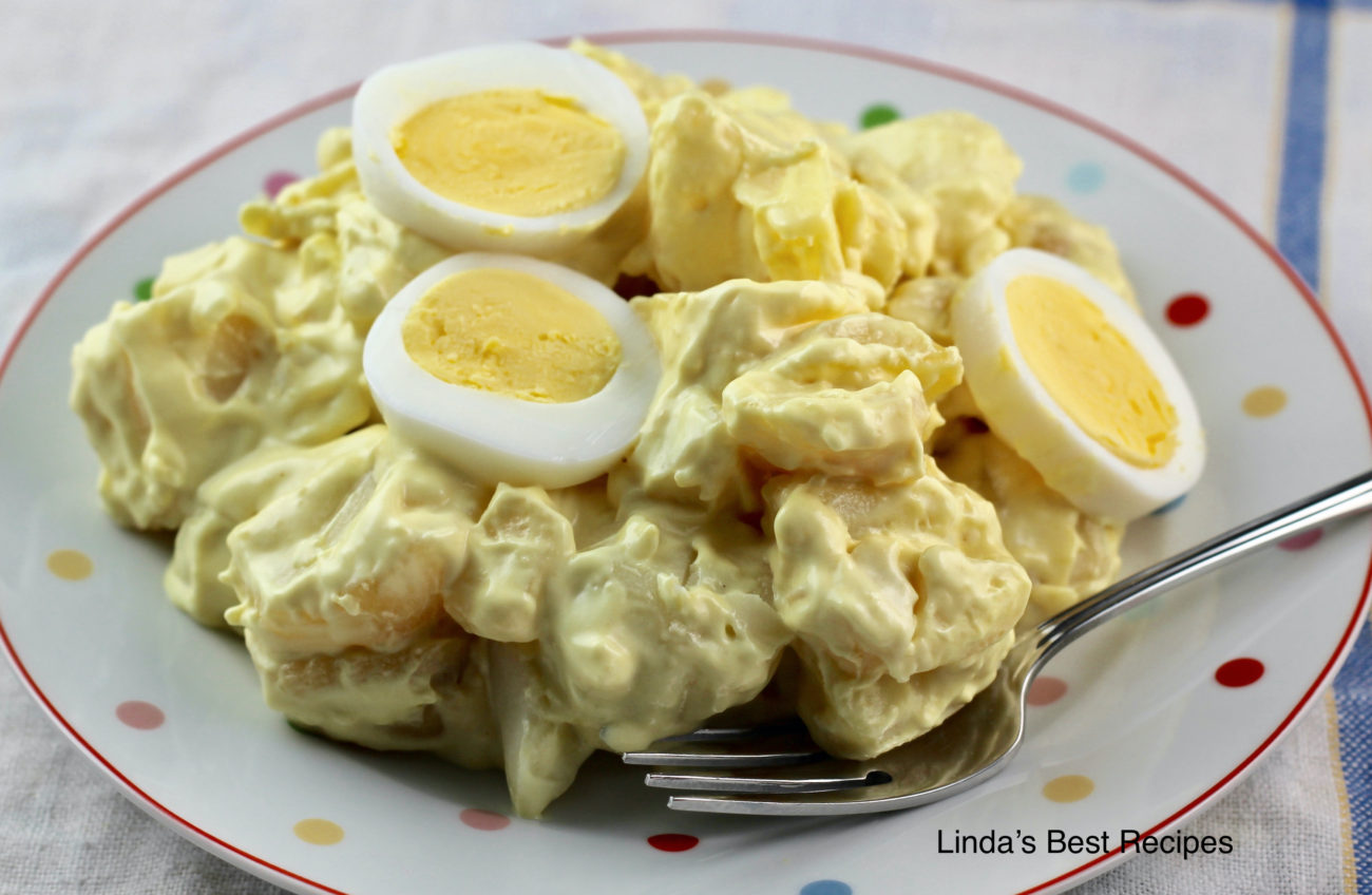 My Mom's Potato Salad