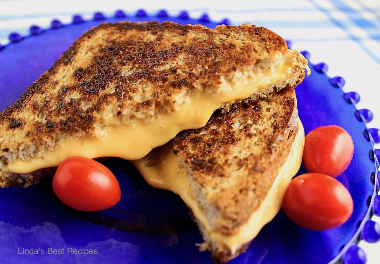 Best Ever Grilled Cheese Sandwich