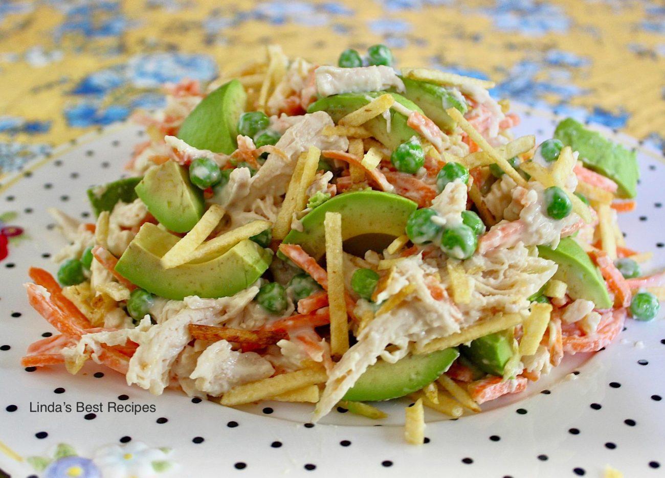 Chicken Salpicon Salad