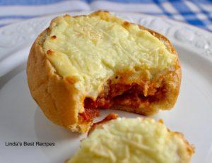 Lasagna in a Bun Recipe