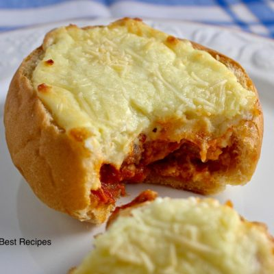 Lasagna in a Bun Recipe