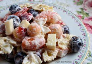 Shrimp and Cherry Berry Salad