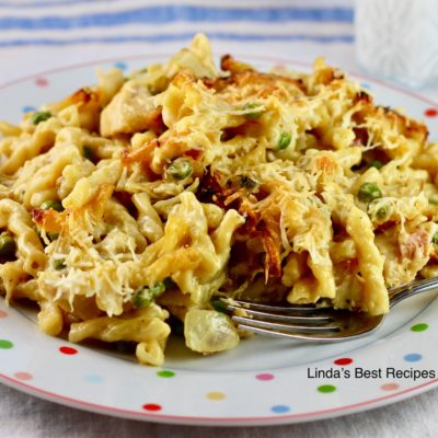 Creamy Mustard Chicken Bake