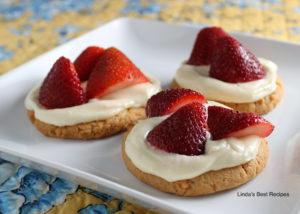 Easiest Fruit Tartlets