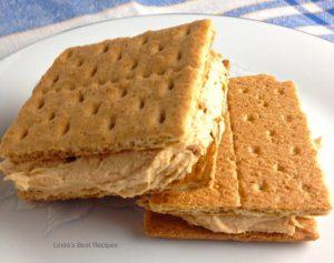 Graham Cracker Sandwich Cookies
