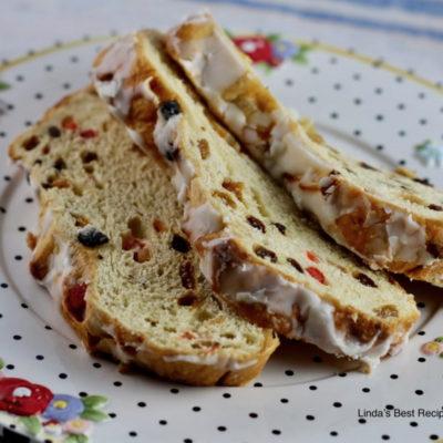Norwegian Fruit and Nut Bread