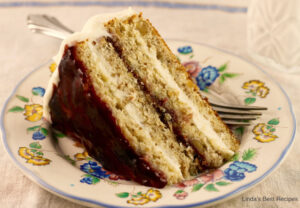 Strawberry Pecan Torte 2